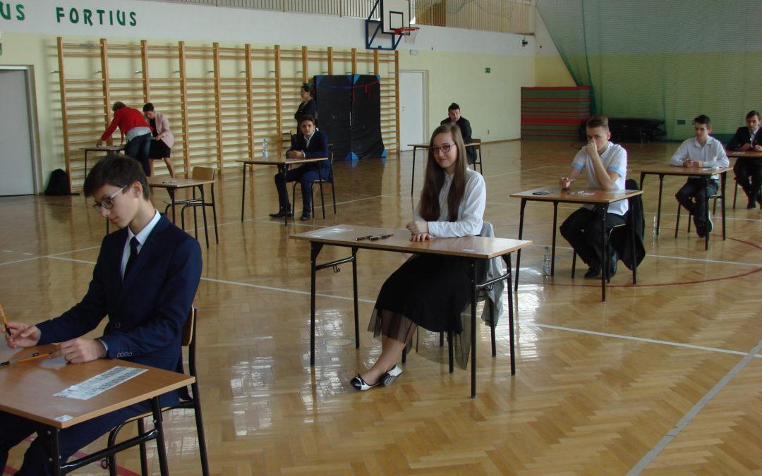 Egzaminy gimnazjalne 2018