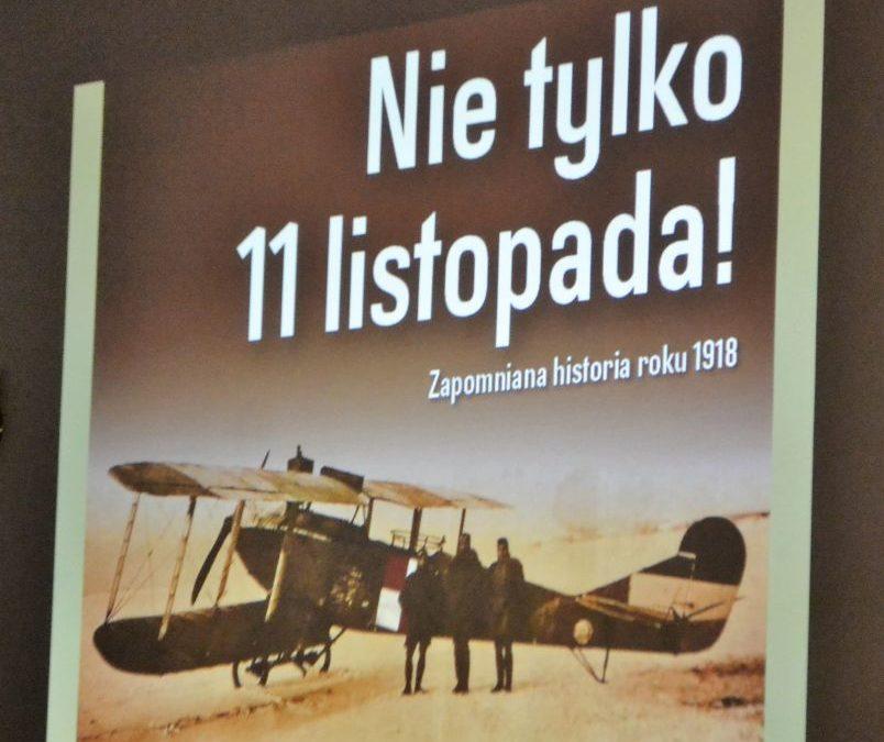 """Warsztaty historyczne """"Nie tylko 11 listopada! Zapomniana historia roku 1918 na Kresach"""""""