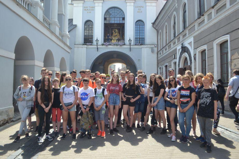 Odwiedziliśmy Grodno, Augustów, Wilno, Białystok, Sokółkę