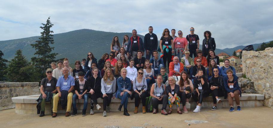 Międzynarodowe Spotkanie Projektowe Erasmus + w Chorwacji