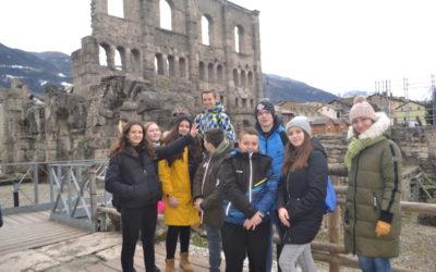 Międzynarodowe Spotkanie Projektowe Erasmus + wTurynie