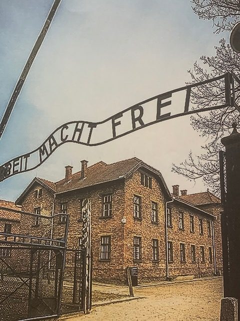 75. rocznica wyzwolenia Auschwitz