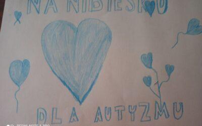 2 kwietnia, obchodzimy Światowy Dzień Świadomości Autyzmu.